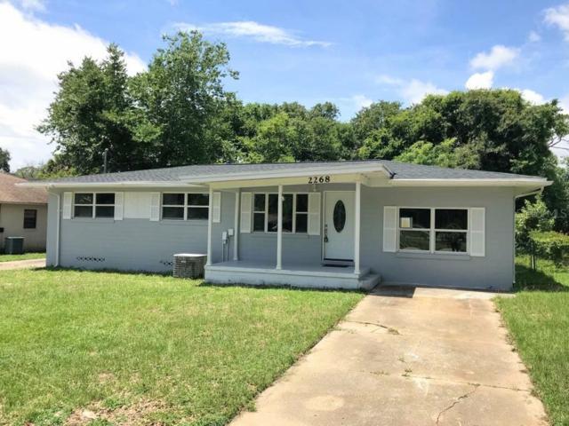 2268 Garfield Drive, South Daytona, FL 32119 (MLS #O5797791) :: Burwell Real Estate