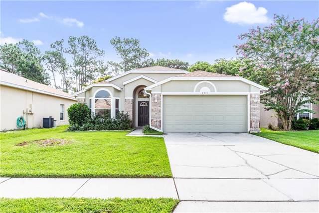 377 Woodbury Pines Circle, Orlando, FL 32828 (MLS #O5797868) :: Cartwright Realty