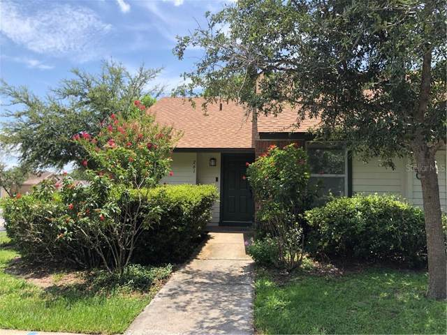 261 S Wilderness Point, Casselberry, FL 32707 (MLS #O5797878) :: Ideal Florida Real Estate