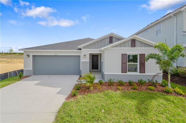 2411 Biscotto Circle, Davenport, FL 33897 (MLS #O5797909) :: Bridge Realty Group