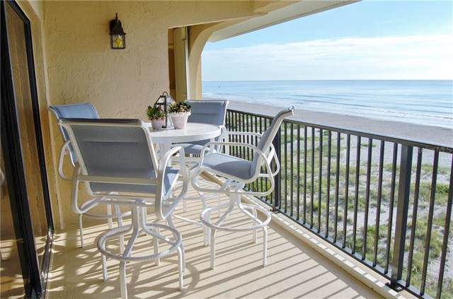 1305 S Atlantic Avenue #570, Cocoa Beach, FL 32931 (MLS #O5798134) :: Armel Real Estate