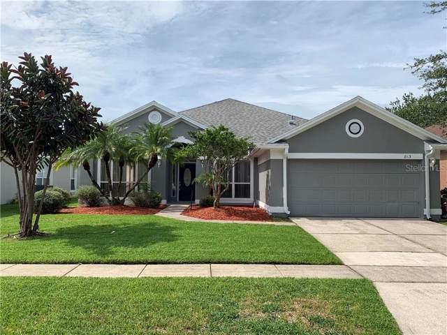 813 Rivers Court, Orlando, FL 32828 (MLS #O5798171) :: Dalton Wade Real Estate Group