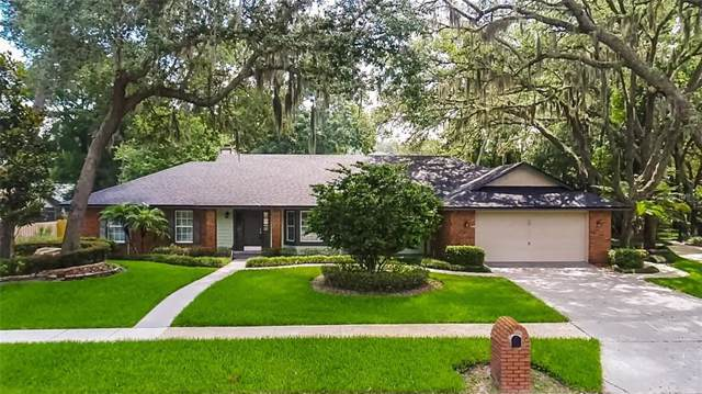 1542 N Ridge Lake Circle, Longwood, FL 32750 (MLS #O5798216) :: Lockhart & Walseth Team, Realtors