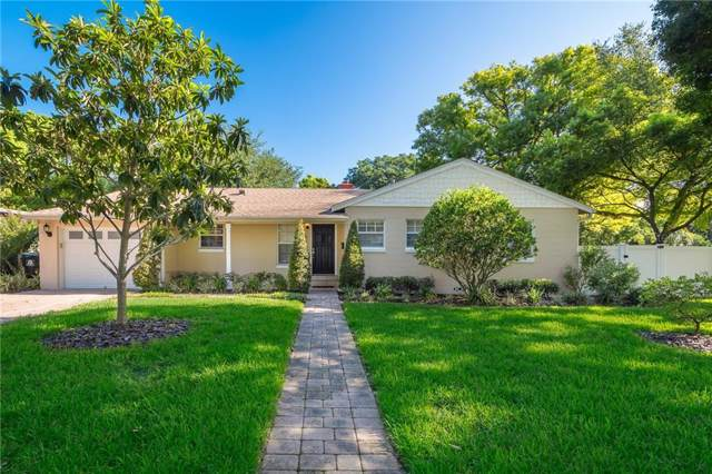 35 E Preston Street, Orlando, FL 32804 (MLS #O5798321) :: Team Bohannon Keller Williams, Tampa Properties