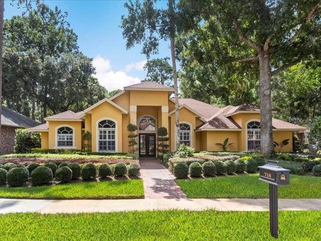 718 Treeline Place, Sanford, FL 32771 (MLS #O5798360) :: The Light Team