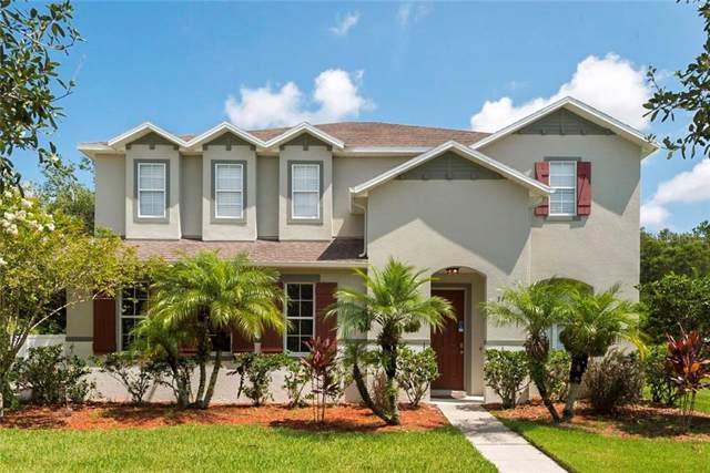 3786 Cedar Hammock Trail, Saint Cloud, FL 34772 (MLS #O5798439) :: The Duncan Duo Team