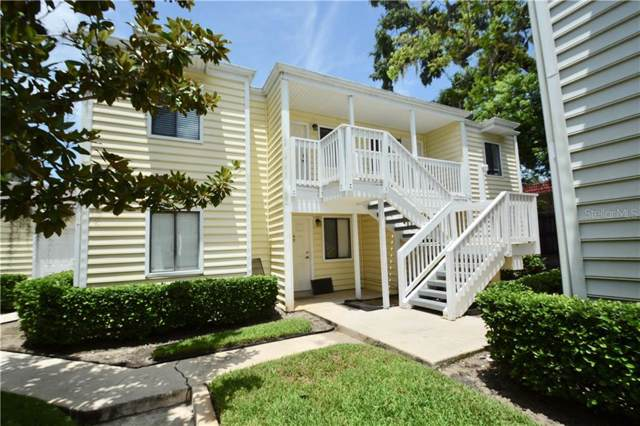 625 Delaney Avenue #11, Orlando, FL 32801 (MLS #O5798537) :: Team Bohannon Keller Williams, Tampa Properties