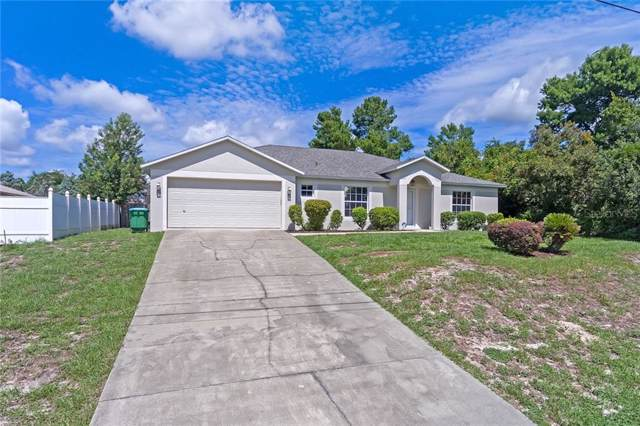 2560 Scottville Ave, Deltona, FL 32725 (MLS #O5798568) :: Mark and Joni Coulter | Better Homes and Gardens