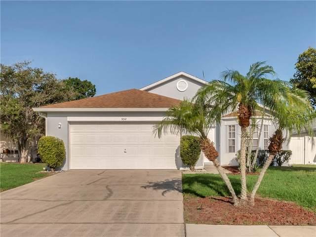 932 River Wind Avenue, Orlando, FL 32825 (MLS #O5798570) :: The Edge Group at Keller Williams