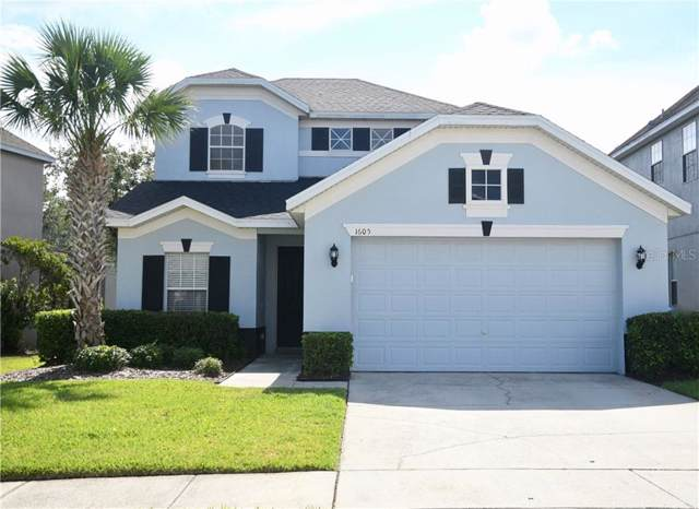1605 Tail Feather Drive, Kissimmee, FL 34746 (MLS #O5798578) :: The Edge Group at Keller Williams