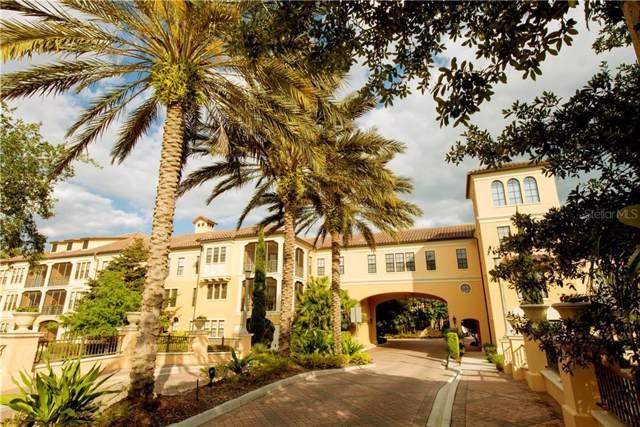 500 Mirasol Circle #306, Celebration, FL 34747 (MLS #O5798587) :: Bustamante Real Estate