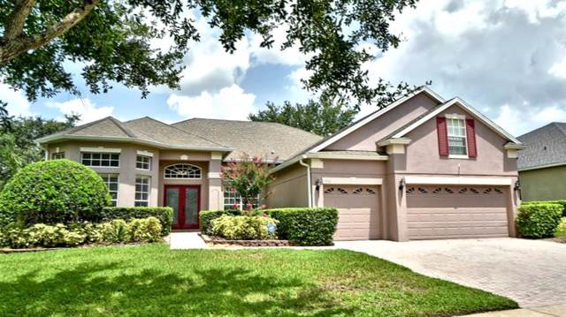9334 Westover Club Circle, Windermere, FL 34786 (MLS #O5798712) :: Griffin Group