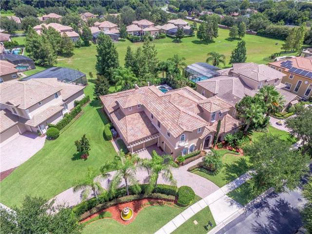 1560 Belfiore Way, Windermere, FL 34786 (MLS #O5798722) :: Griffin Group