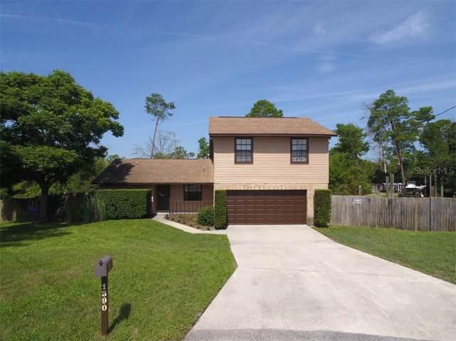 1390 Roseboro Ct., Deltona, FL 32725 (MLS #O5798754) :: GO Realty