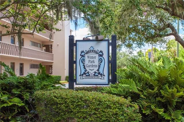 700 Melrose Avenue G  3, Winter Park, FL 32789 (MLS #O5798834) :: Bustamante Real Estate