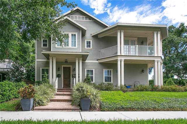 1619 E Jefferson Street, Orlando, FL 32803 (MLS #O5798835) :: Team Bohannon Keller Williams, Tampa Properties