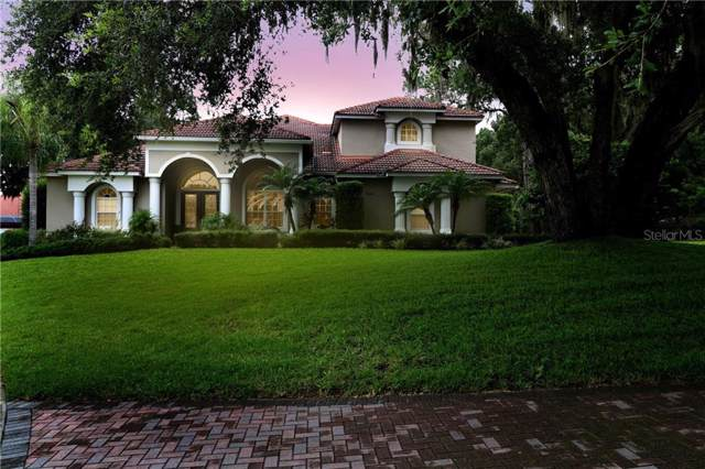 8540 Christophers Haven Court, Sanford, FL 32771 (MLS #O5798887) :: American Realty