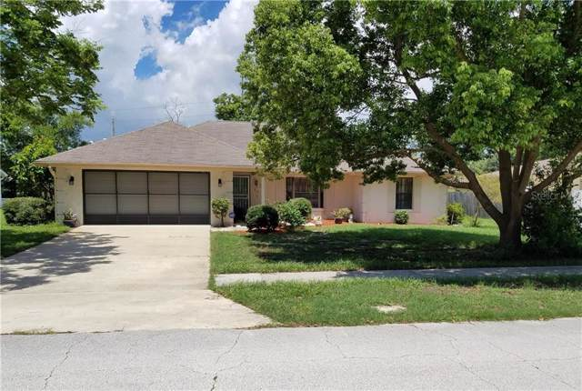 964 Yellowbird Avenue, Deltona, FL 32725 (MLS #O5799026) :: Florida Real Estate Sellers at Keller Williams Realty