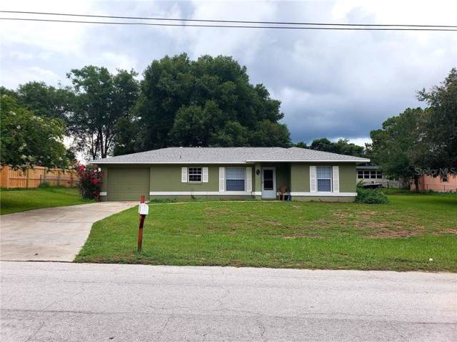 805 Poplar Street, Inverness, FL 34452 (MLS #O5799078) :: Godwin Realty Group