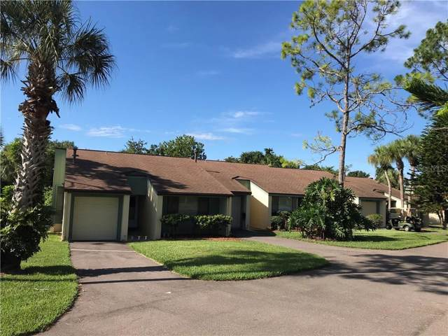 117 Club House Boulevard #117, New Smyrna Beach, FL 32168 (MLS #O5799099) :: Cartwright Realty
