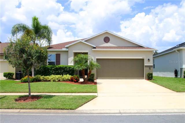 1045 Hermosa Way, Kissimmee, FL 34744 (MLS #O5799134) :: Dalton Wade Real Estate Group