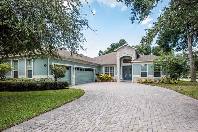 2368 Parkside Glen Dr, Apopka, FL 32712 (MLS #O5799265) :: GO Realty