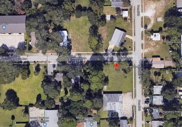 237 Parnell Street, Merritt Island, FL 32953 (MLS #O5799290) :: Team Bohannon Keller Williams, Tampa Properties