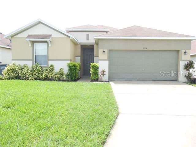 604 Canna Drive, Davenport, FL 33897 (MLS #O5799313) :: Bridge Realty Group