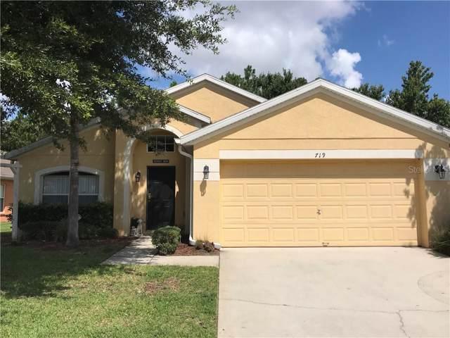 719 Sandy Ridge Drive, Davenport, FL 33896 (MLS #O5799321) :: Cartwright Realty