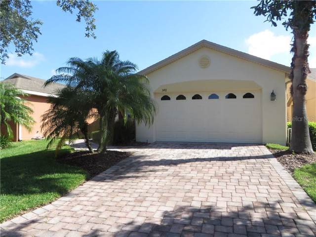 348 Grand Canal Drive, Poinciana, FL 34759 (MLS #O5799360) :: Team Bohannon Keller Williams, Tampa Properties