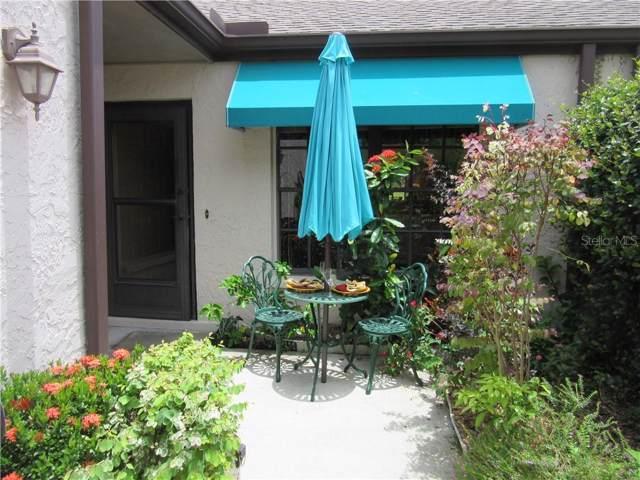 5847 Clubside Drive #5847, Sarasota, FL 34243 (MLS #O5799380) :: The Edge Group at Keller Williams