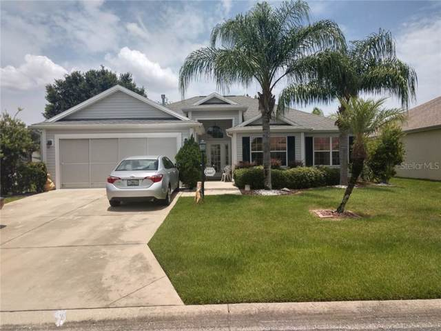 1447 Greenville Way, The Villages, FL 32162 (MLS #O5799410) :: Realty Executives in The Villages