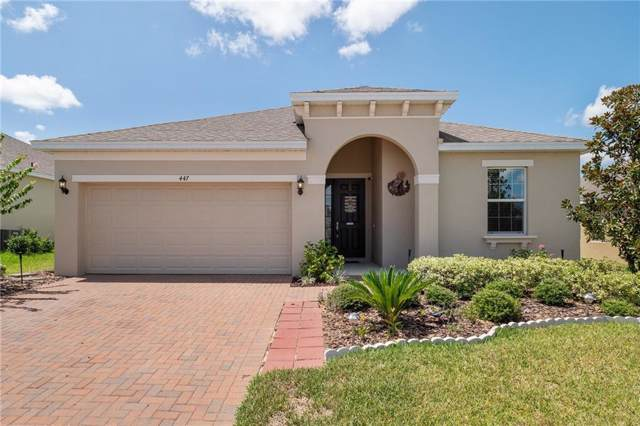 447 Aragosa Drive, Davenport, FL 33837 (MLS #O5799445) :: Bustamante Real Estate