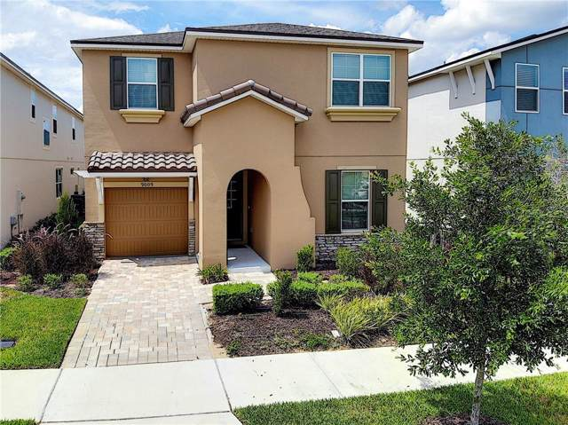 9009 Egret Mills Terrace, Kissimmee, FL 34747 (MLS #O5799473) :: Florida Real Estate Sellers at Keller Williams Realty