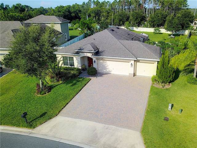 12324 Hammock Hill Drive, Clermont, FL 34711 (MLS #O5799492) :: KELLER WILLIAMS ELITE PARTNERS IV REALTY