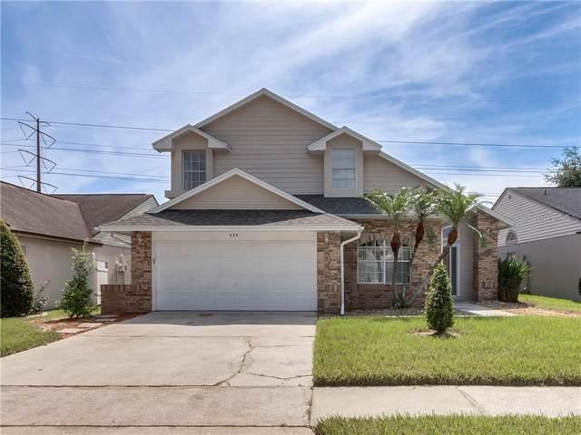 555 Queensbridge Drive, Lake Mary, FL 32746 (MLS #O5799510) :: Burwell Real Estate