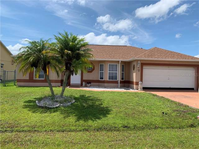 873 Jarnac Drive, Kissimmee, FL 34759 (MLS #O5799538) :: Cartwright Realty
