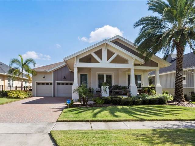 9405 Bordet Court, Orlando, FL 32827 (MLS #O5799560) :: Team Pepka