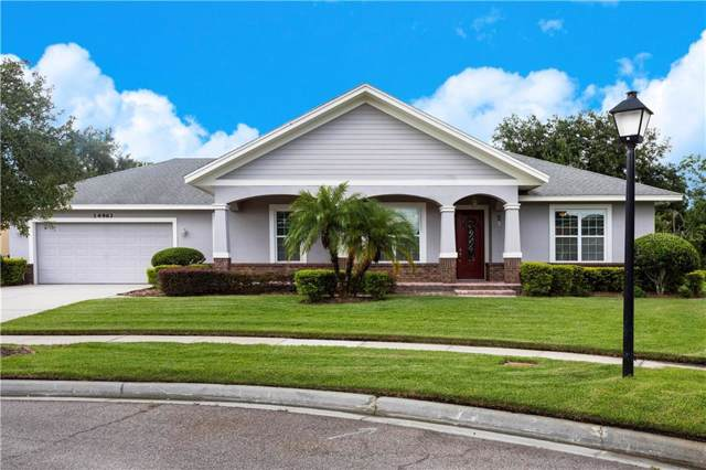 14963 Twinberry Drive, Orlando, FL 32828 (MLS #O5799600) :: Cartwright Realty