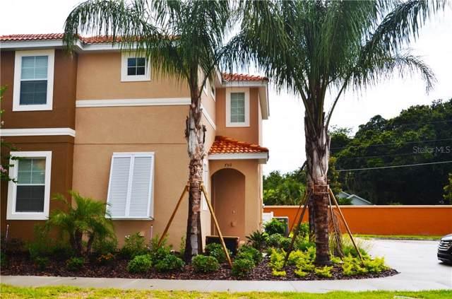 750 Las Fuentes Drive, Kissimmee, FL 34746 (MLS #O5799652) :: Lockhart & Walseth Team, Realtors