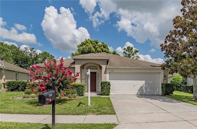 1752 Setting Sun Loop, Casselberry, FL 32707 (MLS #O5799653) :: The Duncan Duo Team