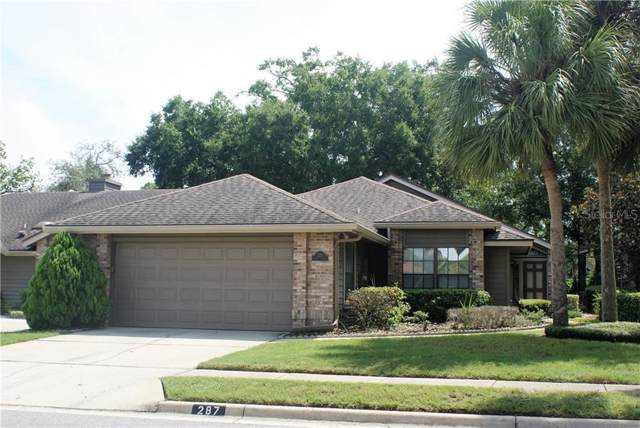 287 W Sabal Palm Place, Longwood, FL 32779 (MLS #O5799658) :: Gate Arty & the Group - Keller Williams Realty