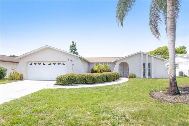 8209 Medford Drive, Port Richey, FL 34668 (MLS #O5799761) :: Team Bohannon Keller Williams, Tampa Properties