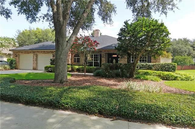 850 Lullwater Drive, Oviedo, FL 32765 (MLS #O5799777) :: Team Bohannon Keller Williams, Tampa Properties