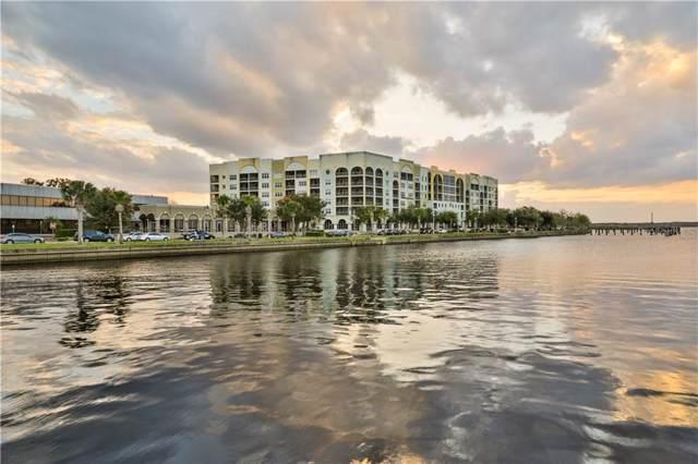 225 W Seminole Boulevard #608, Sanford, FL 32771 (MLS #O5799890) :: The Light Team