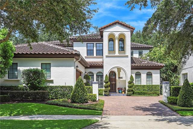 1323 Chapman Circle, Winter Park, FL 32789 (MLS #O5799933) :: Mark and Joni Coulter | Better Homes and Gardens