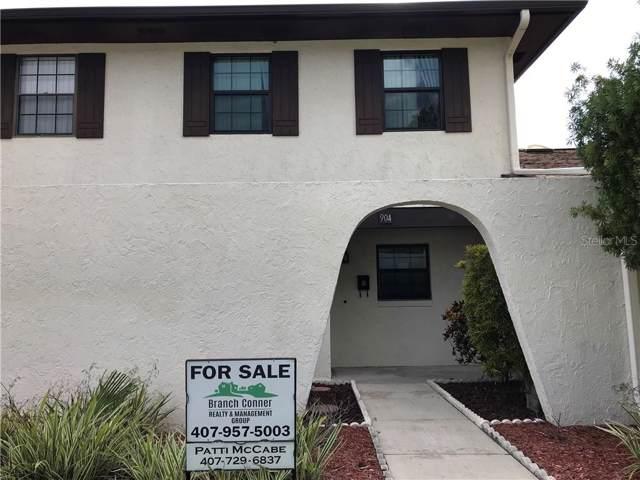 904 Virginia Avenue #904, Saint Cloud, FL 34769 (MLS #O5799979) :: The Nathan Bangs Group