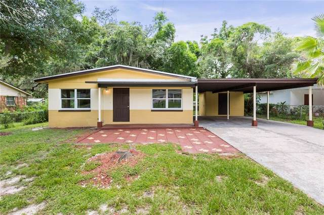 7606 Pine Hill Drive, Tampa, FL 33617 (MLS #O5800054) :: Griffin Group