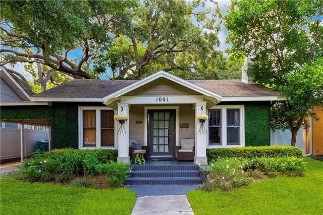 1001 E Jefferson Street, Orlando, FL 32801 (MLS #O5800084) :: Premium Properties Real Estate Services