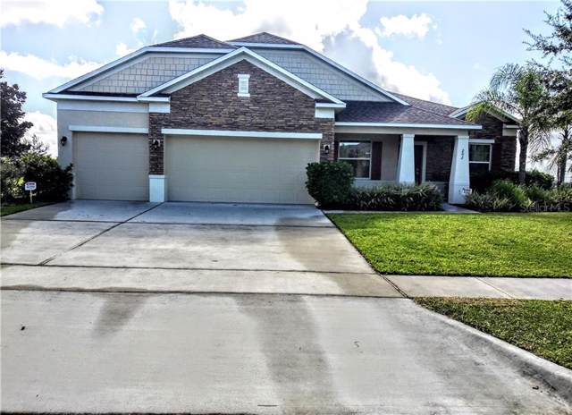 202 Barrington Drive, Haines City, FL 33844 (MLS #O5800099) :: Baird Realty Group